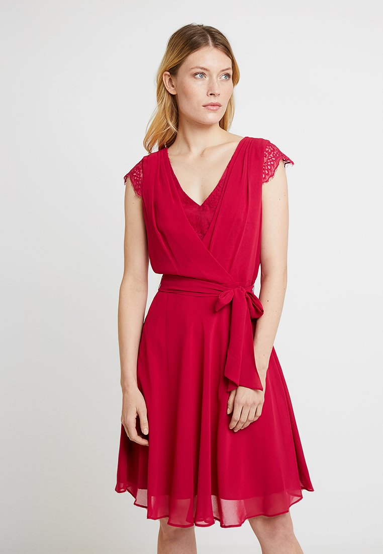 Esprit Collection - NEW FLUID - Robe de soirée - pink fuchsia