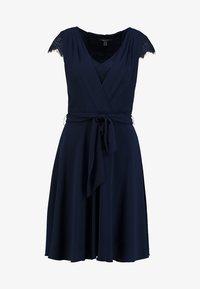 Esprit Collection - NEW FLUID - Koktejlové šaty/ šaty na párty - navy - 5