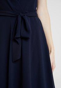 Esprit Collection - NEW FLUID - Koktejlové šaty/ šaty na párty - navy - 6