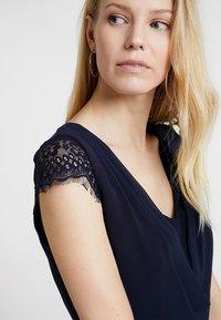 Esprit Collection - NEW FLUID - Koktejlové šaty/ šaty na párty - navy - 4
