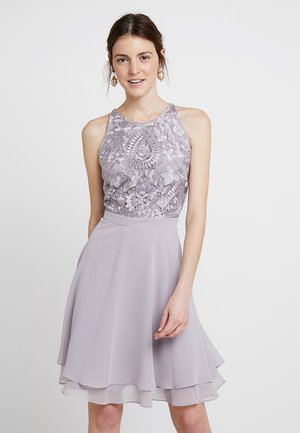 FLORAL - Cocktail dress / Party dress - mauve