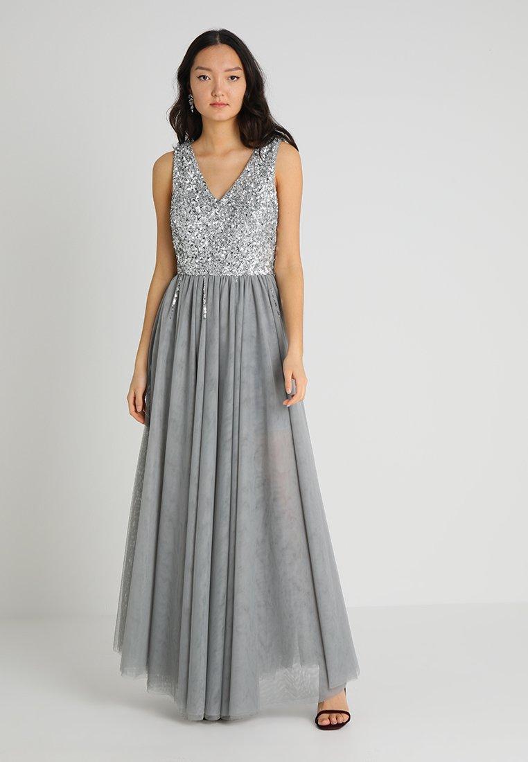 Esprit Collection - NEW SOFT - Ballkleid - grey