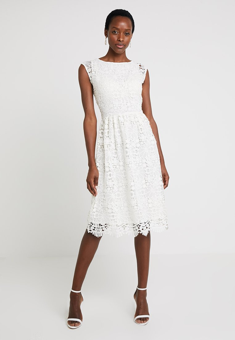Esprit Collection - MARGERITE - Cocktailkleid/festliches Kleid - off white