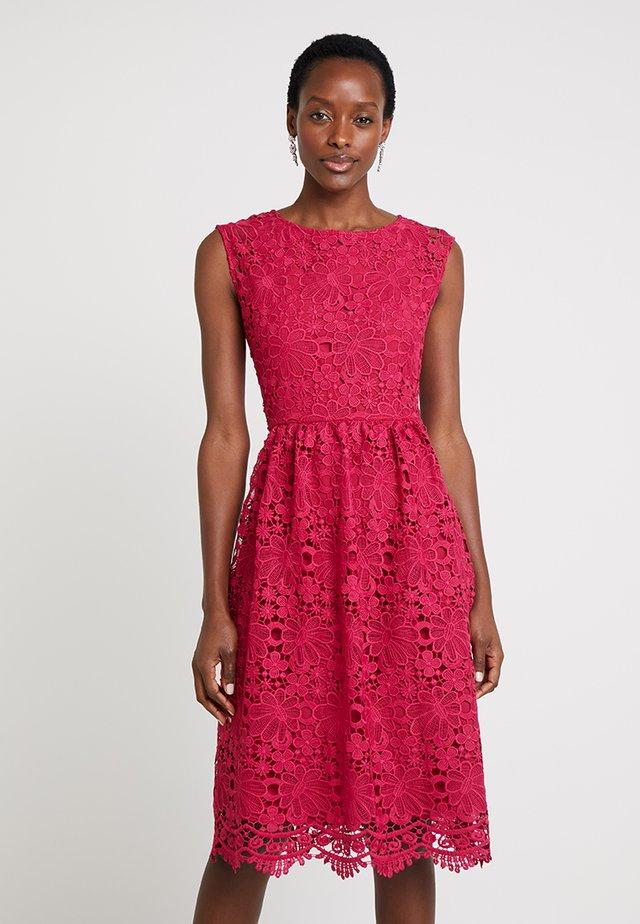 MARGERITE - Koktejlové šaty/ šaty na párty - pink fuchsia