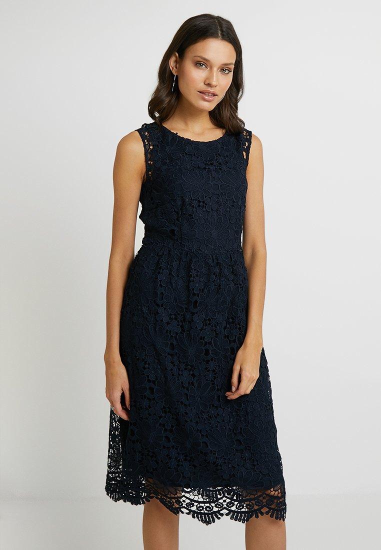 Esprit Collection - MARGERITE - Vestido de cóctel - navy