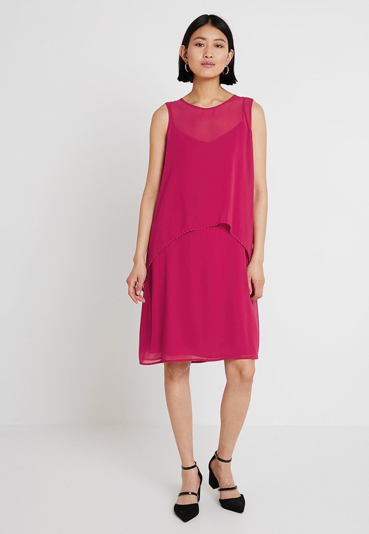 Esprit Collection - NEW FLUID - Vestido de cóctel - pink fuchsia