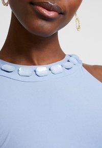 Esprit Collection - CDC DRAPE - Koktejlové šaty/ šaty na párty - pastel blue - 5