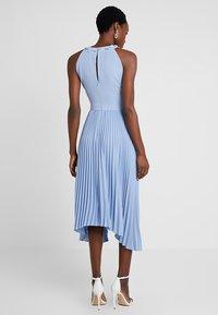 Esprit Collection - CDC DRAPE - Koktejlové šaty/ šaty na párty - pastel blue - 2