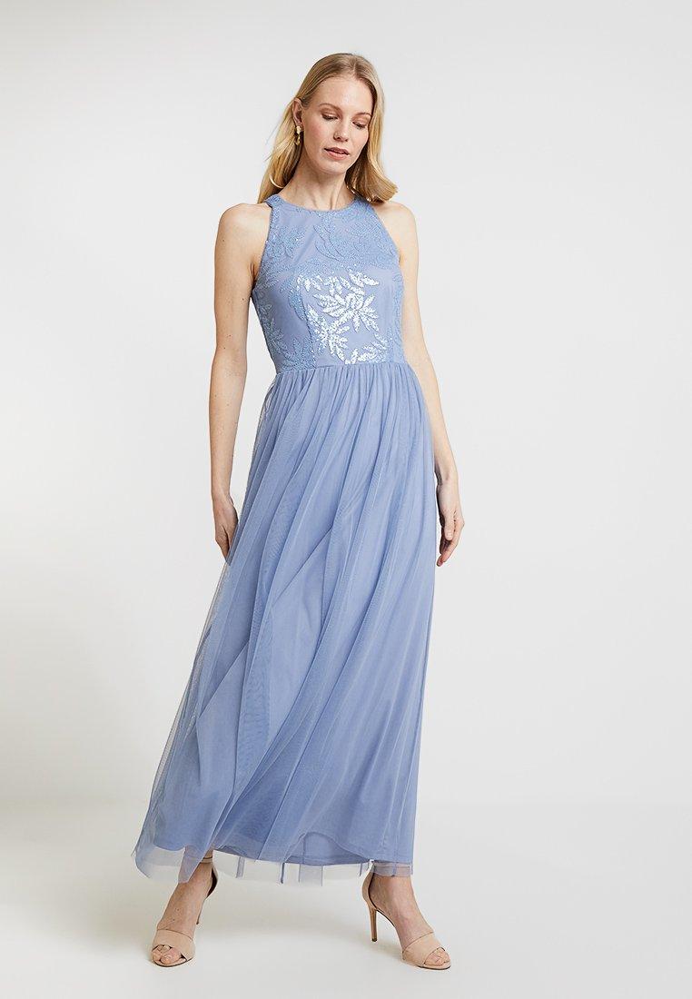 Esprit Collection - SOLID DRESS - Occasion wear - pastel blue