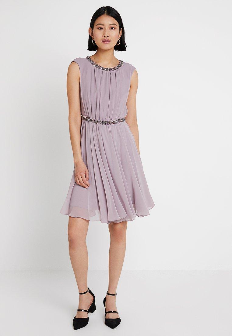 Esprit Collection - NEW FLUID - Cocktailkleid/festliches Kleid - mauve