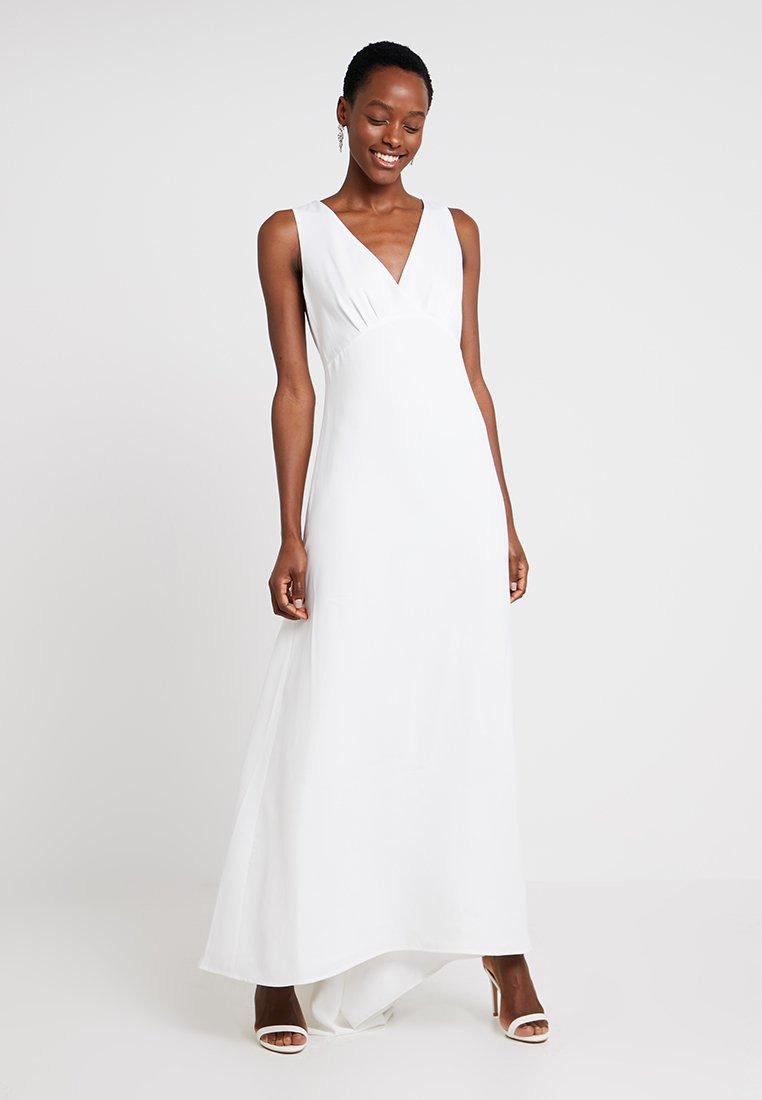 Esprit Collection - MATT SHINY - Ballkleid - off white