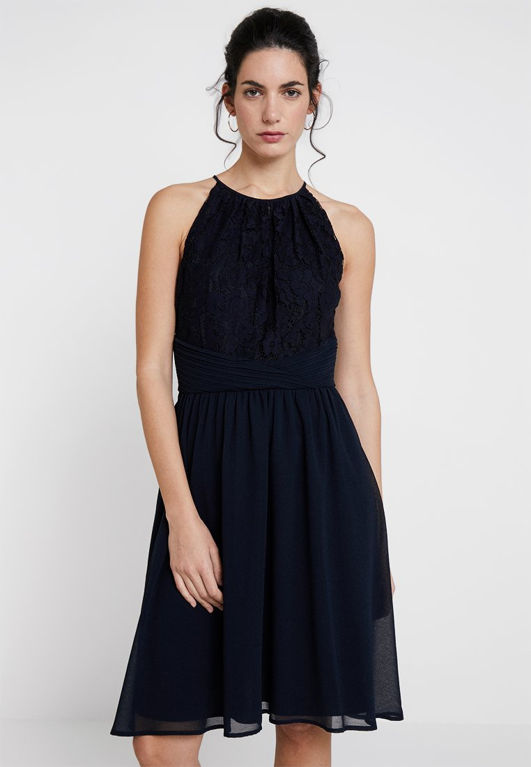 Esprit Collection - OLIVIA - Cocktail dress / Party dress - navy
