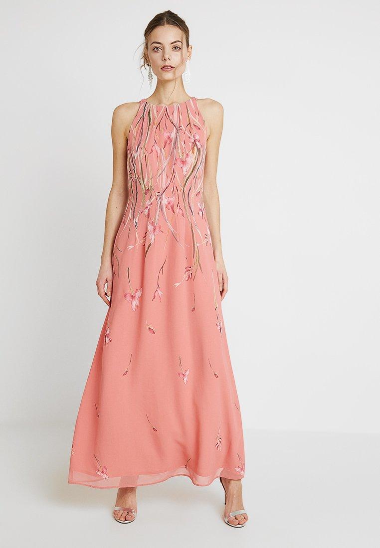 Esprit Collection - FLUENT GEOR - Maxi dress - blush