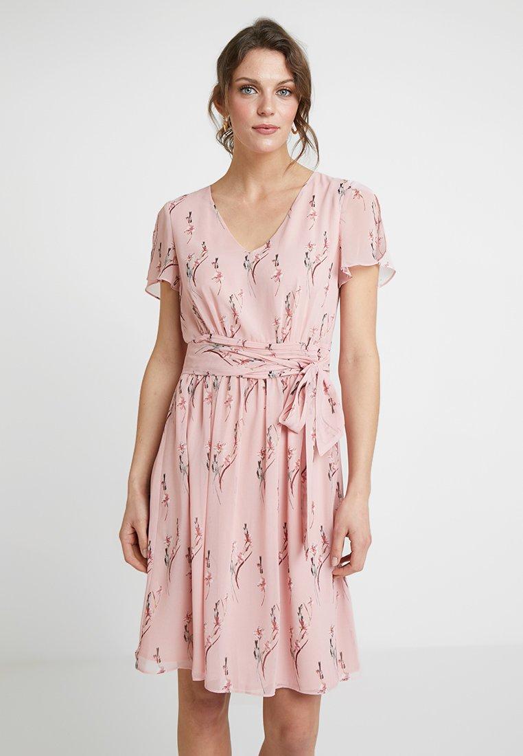Esprit Collection - FLUENT  GEOR - Freizeitkleid - light pink