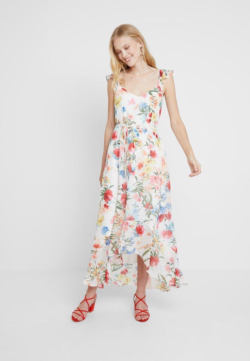 Esprit Collection - FLUENT - Robe longue - off white