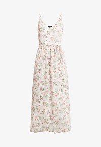 Esprit Collection - FLUENT GEOR - Maxi dress - off white - 4
