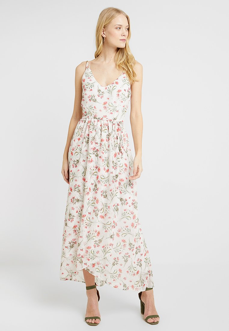 Esprit Collection - FLUENT GEOR - Maxi dress - off white