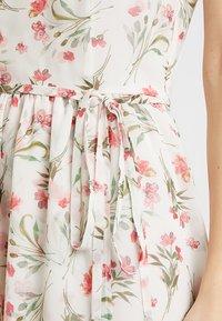Esprit Collection - FLUENT GEOR - Maxi dress - off white - 5