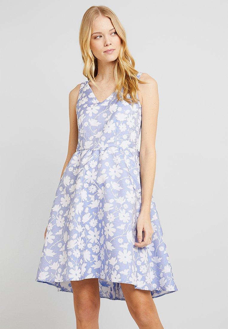 Esprit Collection - DRESS - Cocktailkleid/festliches Kleid - light blue