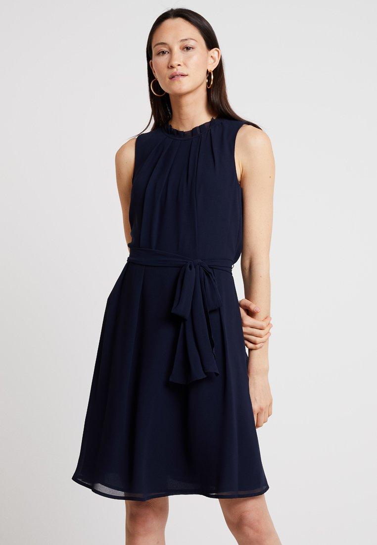 Esprit Collection - NEW FLUID - Cocktailkleid/festliches Kleid - navy