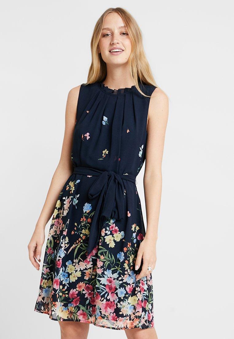 Esprit Collection - FLUENT - Cocktailkleid/festliches Kleid - navy
