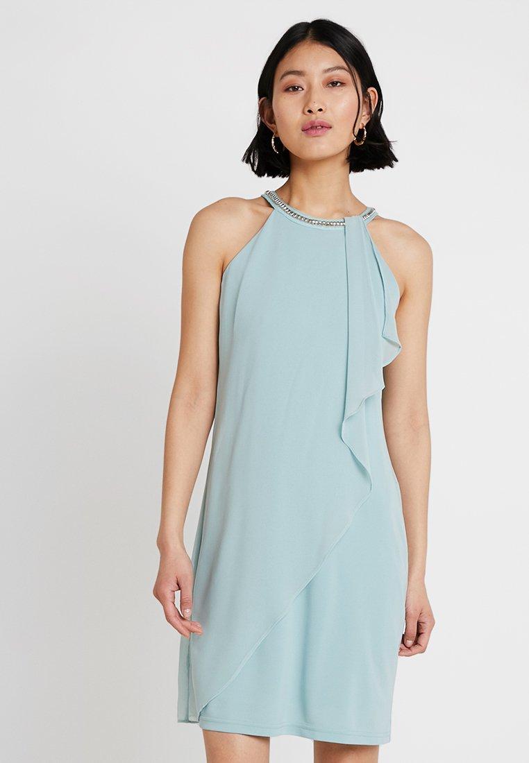 Esprit Collection - ASYMMETRIC - Cocktailkleid/festliches Kleid - dusty green