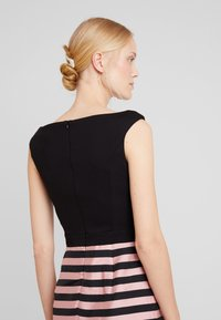 Esprit Collection - STRIPE DRESS - Kjole - black - 3