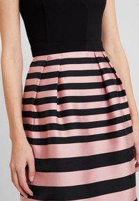 Esprit Collection - STRIPE DRESS - Kjole - black - 5