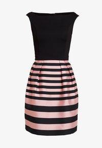 Esprit Collection - STRIPE DRESS - Kjole - black - 4