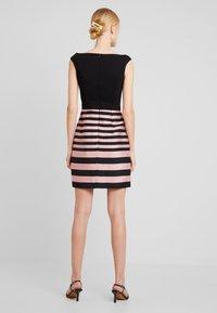 Esprit Collection - STRIPE DRESS - Kjole - black - 2