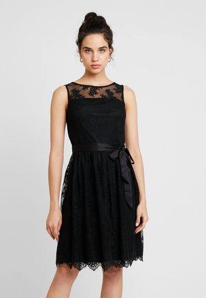 NEW DELICATE - Koktejlové šaty/ šaty na párty - black