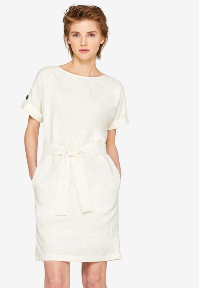 Esprit Collection - Freizeitkleid - off white