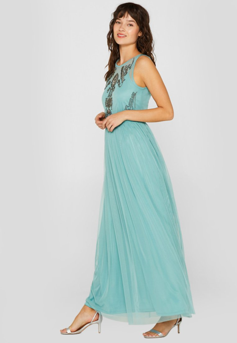 Esprit Collection - Maxikleid - dusty green