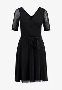 Esprit Collection - LOCAL - Denní šaty - black - 4