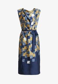 Esprit Collection - Fodralklänning - amber yellow - 3