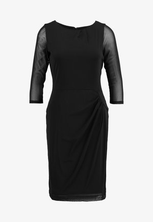 LOCAL - Shift dress - black