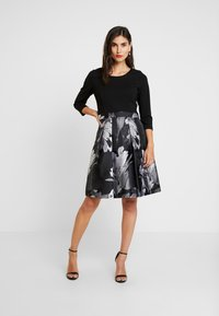 Esprit Collection - DRESS - Cocktail dress / Party dress - black - 2