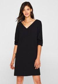 Esprit Collection - Denní šaty - black - 0