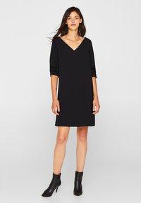 Esprit Collection - Denní šaty - black - 1