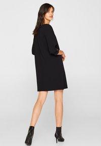 Esprit Collection - Denní šaty - black - 2