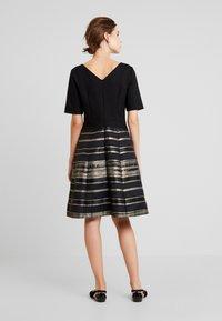 Esprit Collection - SHINE LUXE - Cocktailkleid/festliches Kleid - black - 2