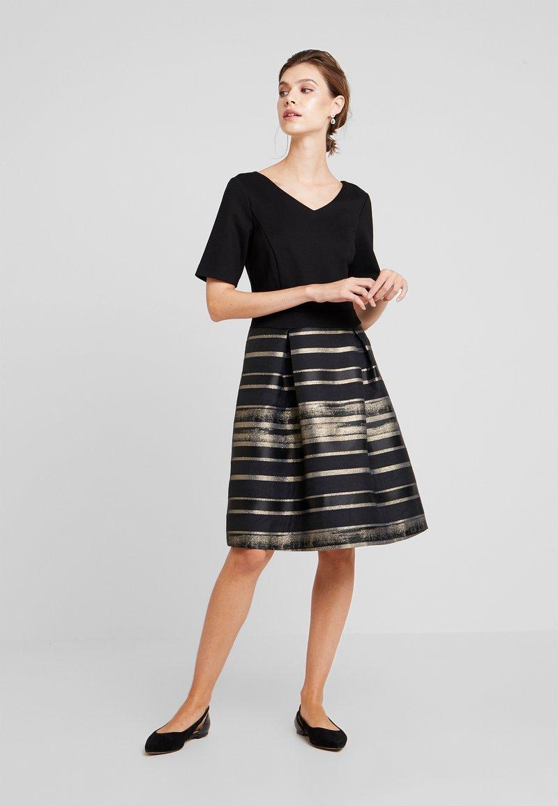 Esprit Collection - SHINE LUXE - Cocktailkleid/festliches Kleid - black