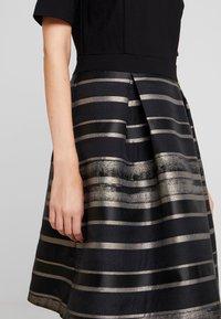 Esprit Collection - SHINE LUXE - Cocktailkleid/festliches Kleid - black - 5