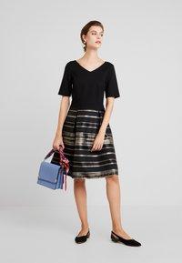 Esprit Collection - SHINE LUXE - Cocktailkleid/festliches Kleid - black - 1