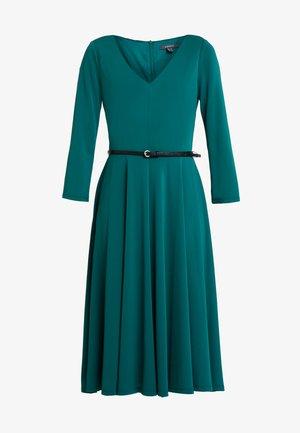 DRESS - Žerzejové šaty - bottle green