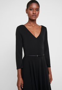 Esprit Collection - DRESS - Vestido ligero - black - 4