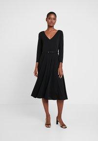 Esprit Collection - DRESS - Vestido ligero - black - 0
