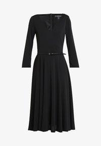 Esprit Collection - DRESS - Vestido ligero - black - 5