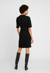 Esprit Collection - Vapaa-ajan mekko - black - 3