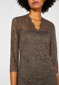 Esprit Collection - DRESS - Robe de soirée - taupe - 4